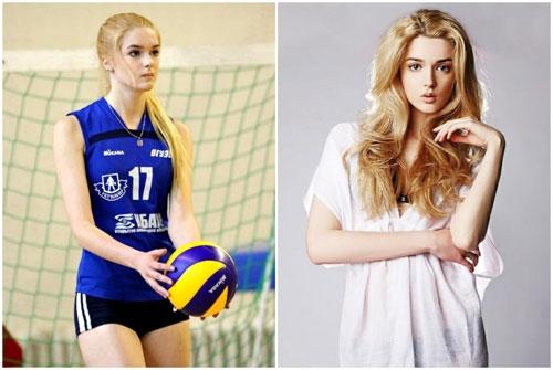 Gặp gỡ hai nữ thần bóng chuyền xinh đẹp nhất thế giới
