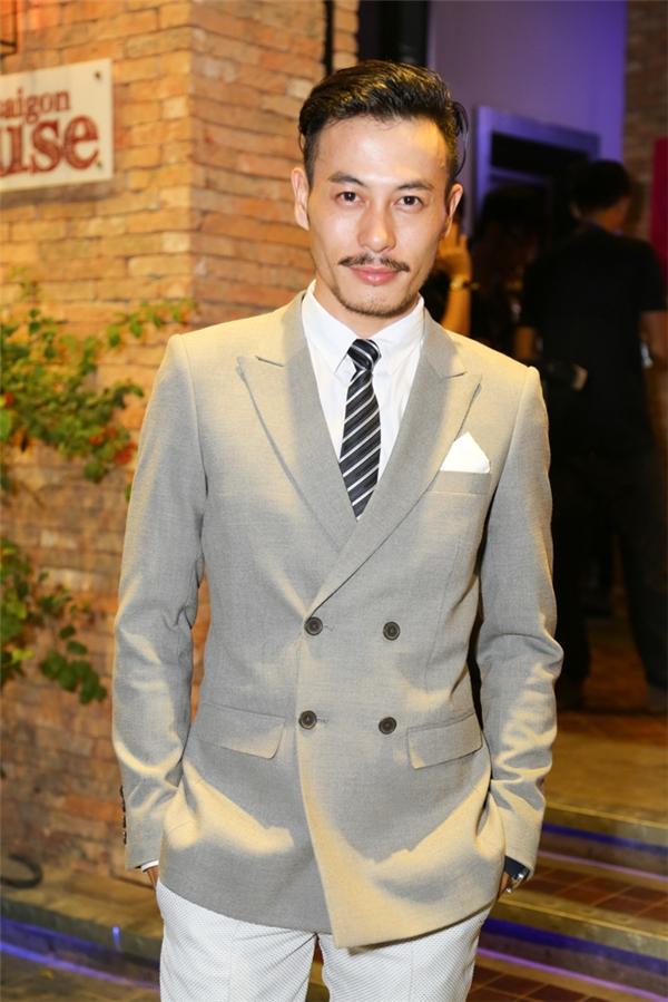 Nhà thiết kế Trương Thanh Long