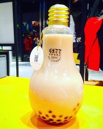 Món đồ uống hot này được bắt nguồn từ Đài Loan.
