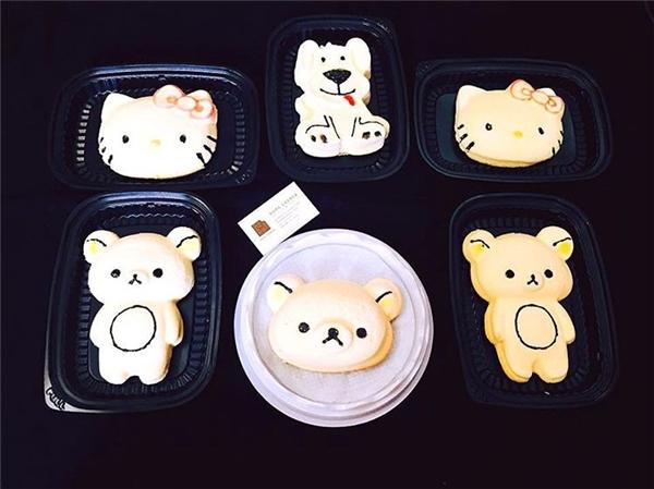 Bánh phô mai Nhật Bản giản dị. (Ảnh: Instagram @namacorner)