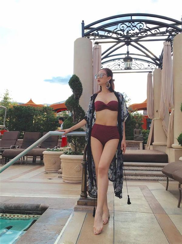 Maya khoe chân dài, dáng chuẩn tại Las Vegas, Mĩ. - Tin sao Viet - Tin tuc sao Viet - Scandal sao Viet - Tin tuc cua Sao - Tin cua Sao