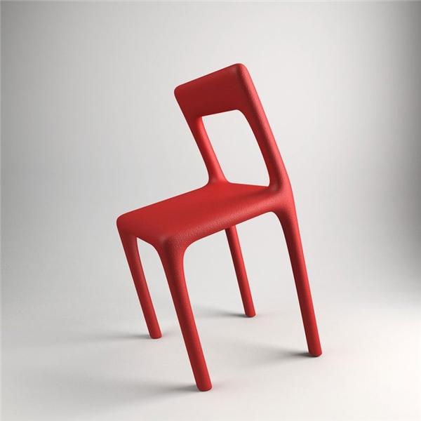 Còn kiểu ghế này sẽ giúp bạn khom lưng