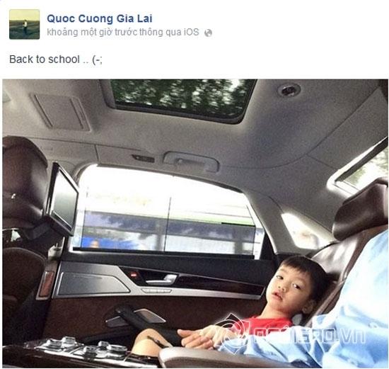 Từ khi còn nhỏ, Subeo đã thừa hưởng cuộc sống giàu sang. Hằng ngày, Subeo được đưa đón đến trường trên những chiếc siêu xe hạng sang. - Tin sao Viet - Tin tuc sao Viet - Scandal sao Viet - Tin tuc cua Sao - Tin cua Sao