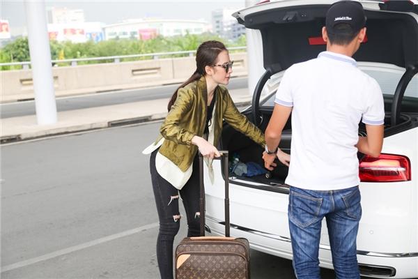 Nữ diễn viên Taxi, em tên gì?đã chuẩn bị rất kĩ cho chuyến đi này. - Tin sao Viet - Tin tuc sao Viet - Scandal sao Viet - Tin tuc cua Sao - Tin cua Sao