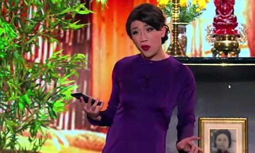 Diễn lại Tô Ánh Nguyệt, Trấn Thành bị phạt hơn 30 triệu - Tin sao Viet - Tin tuc sao Viet - Scandal sao Viet - Tin tuc cua Sao - Tin cua Sao