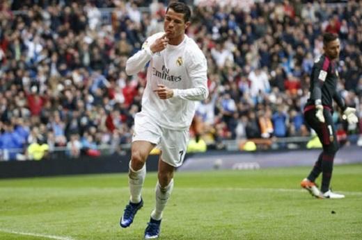 """Ronaldo là """"cỗ máy"""" ghi bàn siêu việt"""