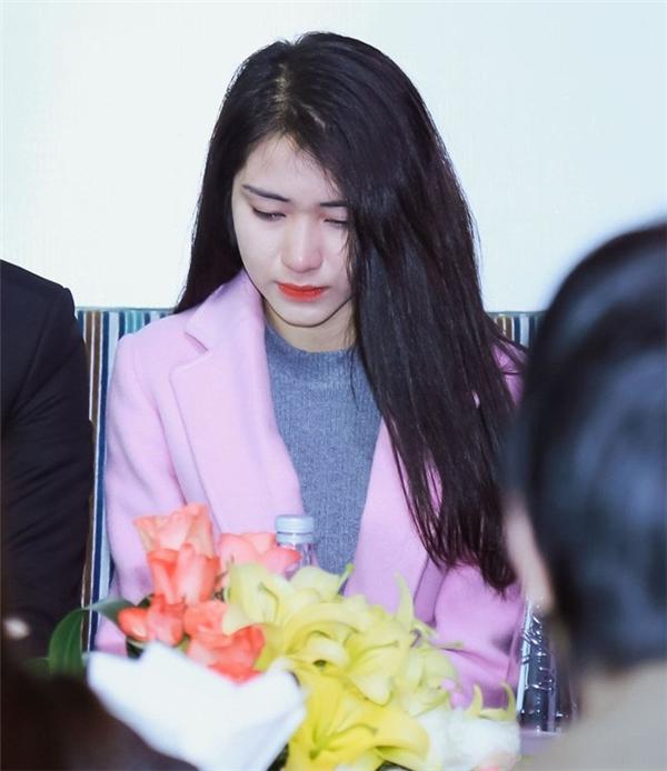 Nữ ca sĩ rơi nước mắt khi nhớ lại những ngày tháng chưa chạm tới thành công. - Tin sao Viet - Tin tuc sao Viet - Scandal sao Viet - Tin tuc cua Sao - Tin cua Sao