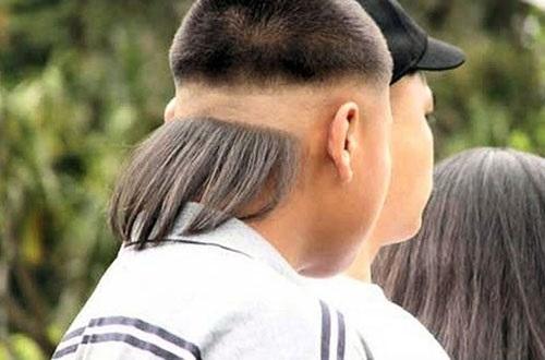 """Đây là """"tấm gương sáng"""" cho những nàng thích mát mẻ nhưng vẫn tiếc tóc dài!(Ảnh: Internet)"""