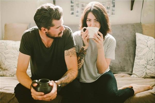 Tình yêu sẽ là nơi cất giữ những khoảnh khắc đẹp như tranh vẽ mà trước kia bạn tưởng như chỉ có trên phim (Ảnh minh họa).