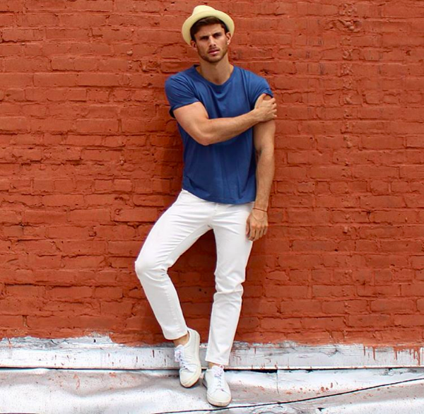 Danh sách 10 anh chàng đẹp trai, sexy và hot nhất Instagram