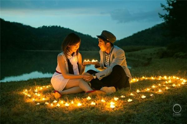 Thung lung Tình yêu ở Đà Lạt là nơi minh chứng cho bao lời tỏ tình, thề nguyền của các cặp đôi.(Ảnh: Internet)