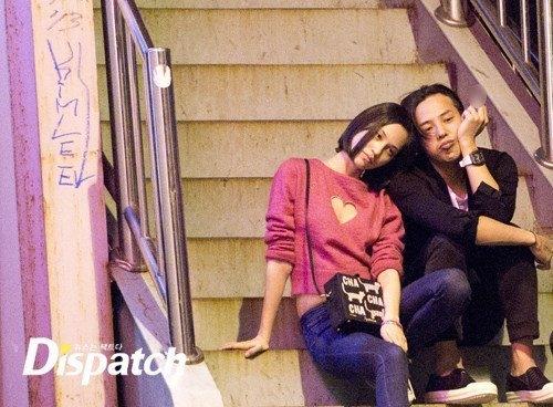 Gần 1 năm chia tay Kiko, G-Dragon bị bắt gặp hẹn hò với tình mới?