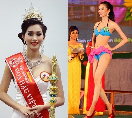 Những khuyết điểm của Hoa hậu Việt thuở mới đăng quang