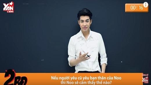 """[2BĐ] Noo Phước Thịnh nói gì khi bị antifan """"soi mói"""" dáng đi?"""