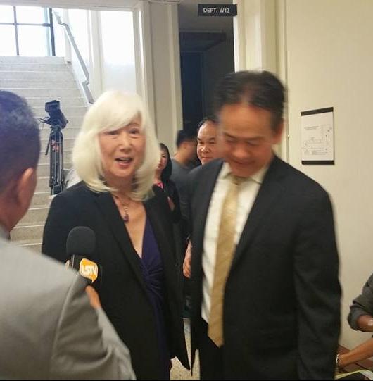 """Mia Yamamoto hành nghề luật sư từ năm 1984 đến nay. Năm 2002, bà được California Daily Journal bầu chọn trong danh sách """"100 luật sư có ảnh hưởng lớn nhất ở California"""". - Tin sao Viet - Tin tuc sao Viet - Scandal sao Viet - Tin tuc cua Sao - Tin cua Sao"""