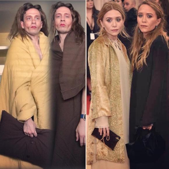 Người ta có chị em sinh đôi thì anh đây cũng có.