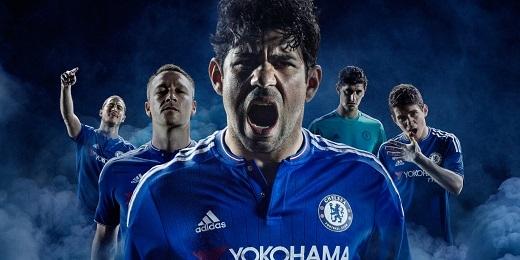 Chelsea đã gắn bó với Adidas trong 10 năm qua
