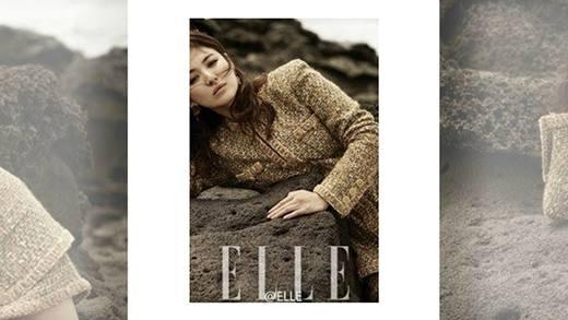 Song Hye Kyo sâu lắng nữ tính trên bìa tạp chí