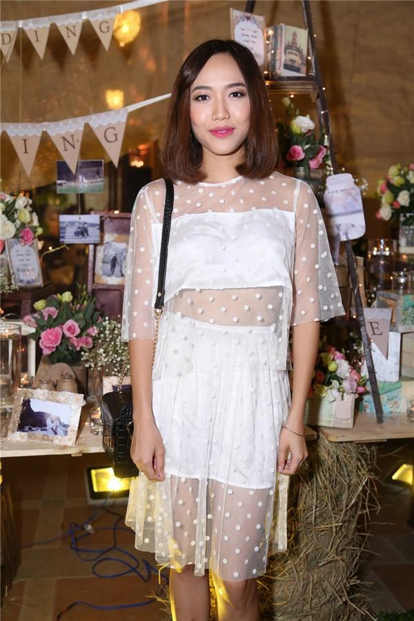 Diệu Nhi là một người em gái thân thiết của Quang Tuấn tại sân khấu kịch Thế Giới Trẻ - Tin sao Viet - Tin tuc sao Viet - Scandal sao Viet - Tin tuc cua Sao - Tin cua Sao