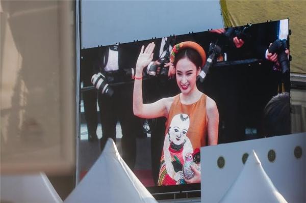 """Angela Phương Trinh – sao Việt được LHP Cannes """"ưu ái"""" nhất"""