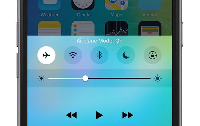 6 công dụng bất ngờ của chế độ Airplane Mode có thể bạn chưa biết