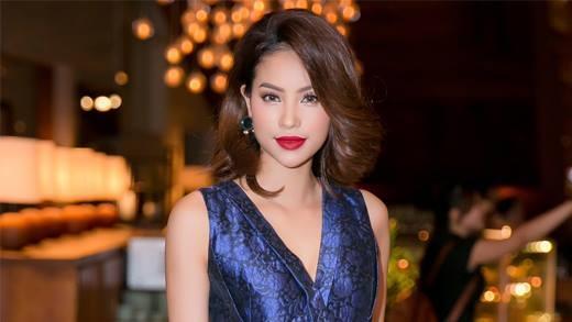 Học tập biến hóa kiểu tóc tài tình như hoa hậu Phạm Hương