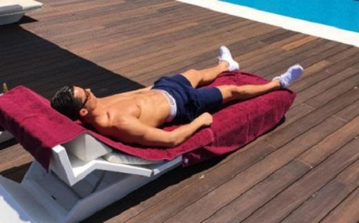 Chuyến nghỉ dưỡng của Ronaldo sẽ khôngcó gì đáng nói...