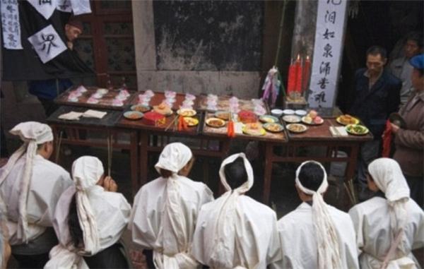 Đám cưới ma là một tục lệ phổ biến ở những vùng nông thôn Trung Quốc. (Ảnh: Internet)