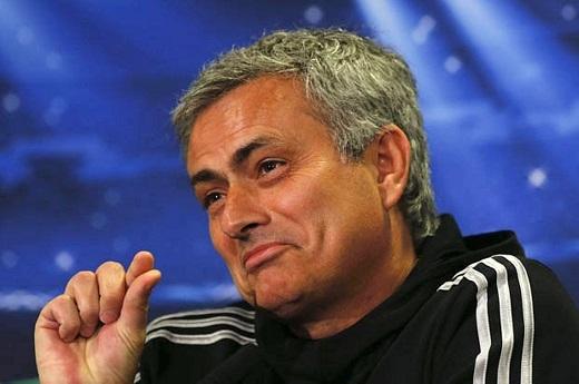Jose Mourinho vẫn chưa thểxác định điểm đến cho riêng mình