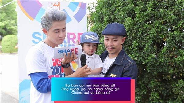 Việt Max khoe con trai với tài nhảy Hiphop