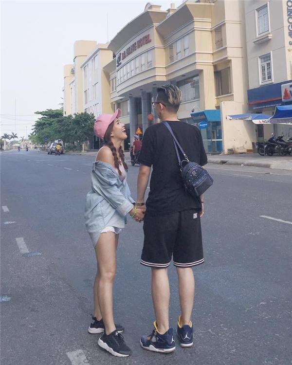 Ngọc Thảo và Andree từng dính nghi án tình cảm khi thường xuyên xuất hiện rất thân mật bên cạnh nhau. (Ảnh: Internet)