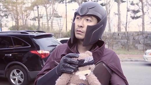 Dở khóc dở cười khi các X-Men là ộp-pa xứ Hàn