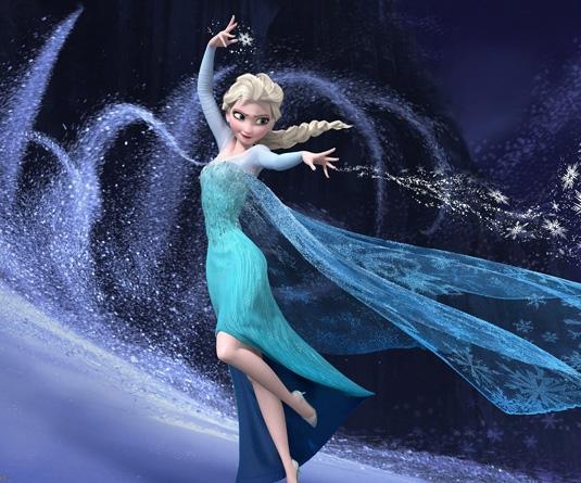 Frozen: Sau khi cha mẹ qua đời, cô gái trẻ bắt đầu nổi loạn.