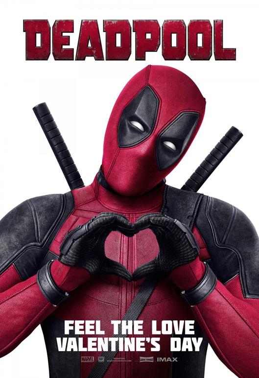 Deadpool: Một bệnh nhân bị ung thư luôn lạc quan vào cuộc sống.