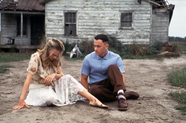 Forrest Gump: Chàng yêu đơn phương nàng suốt 3 thập kỷ, cuối cùng cũng được nàng yêu lại, rồi nàng qua đời.
