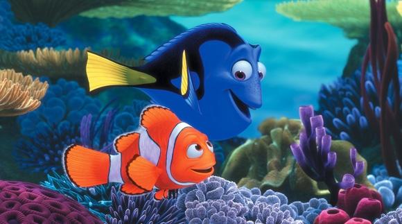 Finding Nemo: Người đàn ông góa vợ, trầm cảm cùng một phụ nữ mất trí nhớ đi tìm thằng con tật nguyền bỏ nhà đi bụi.