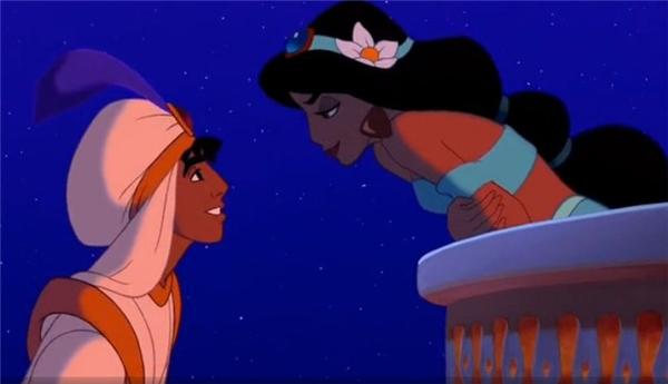 Aladdin: Nông dân nghèo tìm cách đào mỏ tiểu thư đài các.