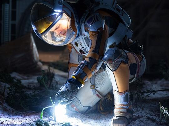 The Martian: Nước Mỹ chi hàng tỷ đô la để hỗ trợ một nông dân trồng khoai tây.