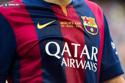 Chữ kívới hãng Nike sẽ giúp Barca bỏ túi 1 tỷ euro.