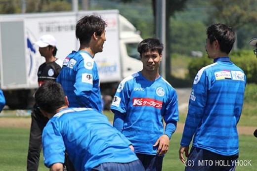 Công Phượng sẽ được ra sân ở J-League 2 nhiều hơn thời gian tới