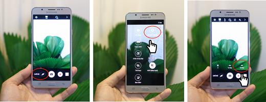 """Bí quyết chụp hình thiếu sáng """"đẹp như mơ với Galaxy J5 & J7 (2016)"""