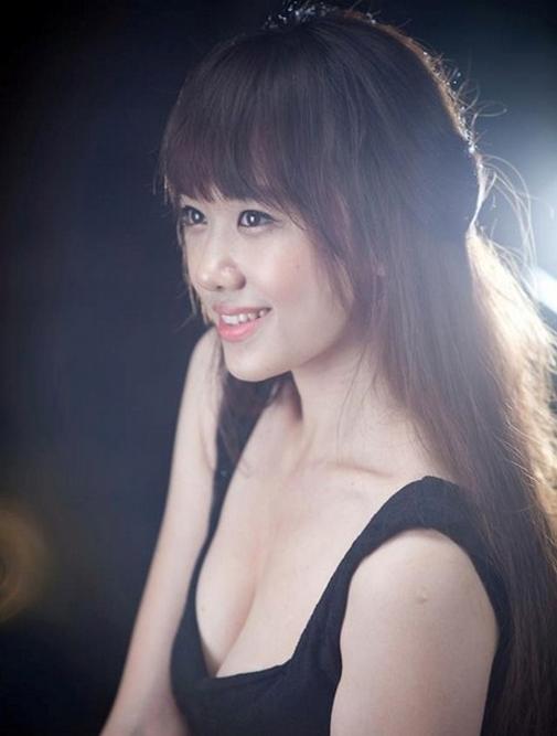 """Nét thơ ngây """"hút hồn"""" người hâm mộ của nữ ca sĩ gốc Hàn thời ngố tàu. - Tin sao Viet - Tin tuc sao Viet - Scandal sao Viet - Tin tuc cua Sao - Tin cua Sao"""