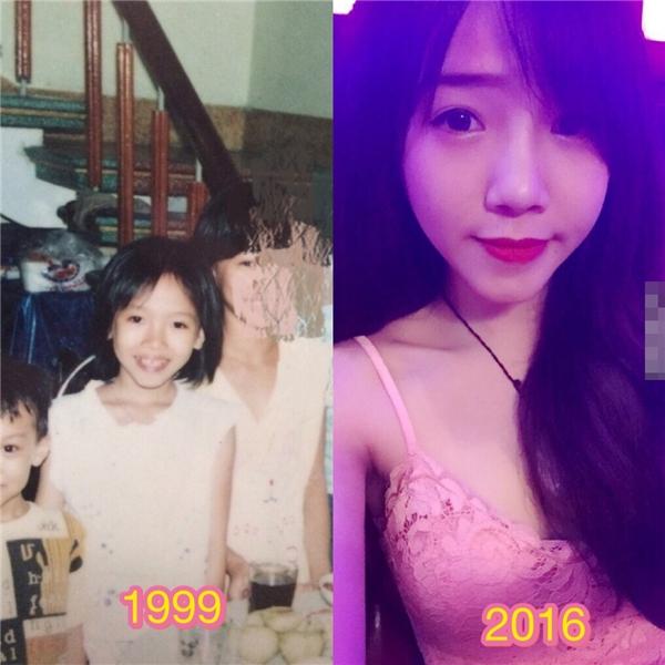 Sau 17 năm thì là cả một sự đổi thay tới ngỡ ngàng.(Ảnh: Internet)