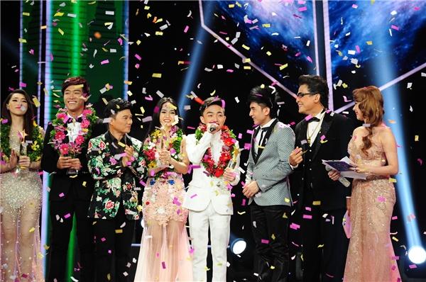 Với phần trình diễn xuất sắc, Ngô Trung Quang đã giành lấy giải đặc biệt của cuộc thi. - Tin sao Viet - Tin tuc sao Viet - Scandal sao Viet - Tin tuc cua Sao - Tin cua Sao