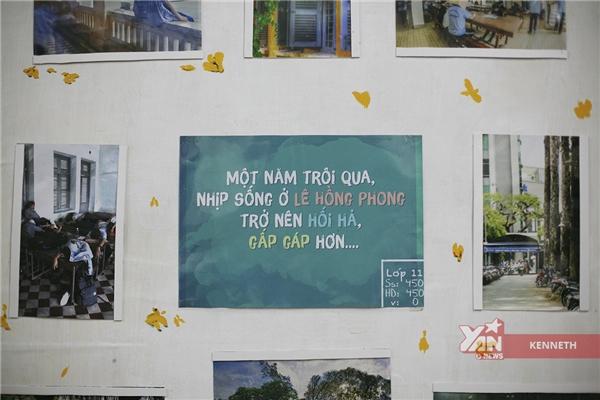 Ngày chia tay, đừng khóc nhé, Lê Hồng Phong!