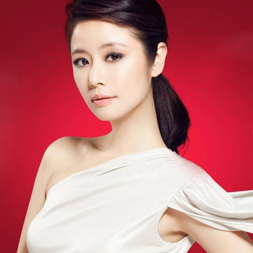 Lâm Tâm Như luôn xinh đẹp với hình tượng nàng Cách cách không tuổi.
