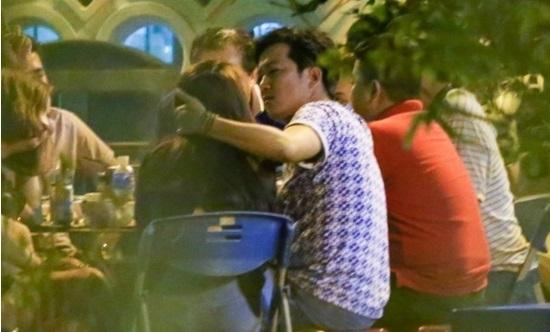 """Trường Giang - Nhã Phương cũng là một trong những cặp đôi sở hữu số lượngnụ hôn """"quên cả trời đất"""" nhất nhì showbiz Việt. - Tin sao Viet - Tin tuc sao Viet - Scandal sao Viet - Tin tuc cua Sao - Tin cua Sao"""