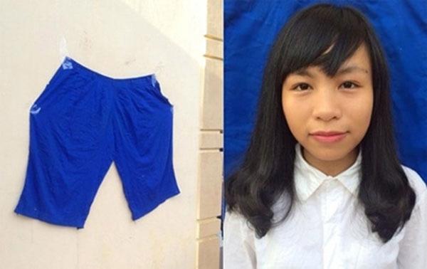 Thậm chí, chiếc... quần đùi của anh chàng hàng xóm cũng trở nên vi diệu thế này cơ mà!
