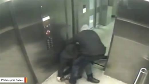 Cẩn thận với thang máy: nơi nguy hiểm luôn rình rập