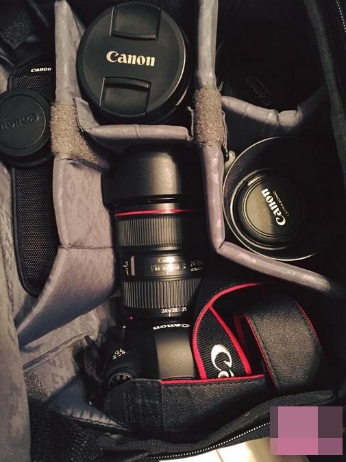 Chàng trai sinh năm 1990 tậu hẳn cho mình bộ dụng cụ chụp ảnh cực kì chuyên nghiệp và đắt tiền. - Tin sao Viet - Tin tuc sao Viet - Scandal sao Viet - Tin tuc cua Sao - Tin cua Sao